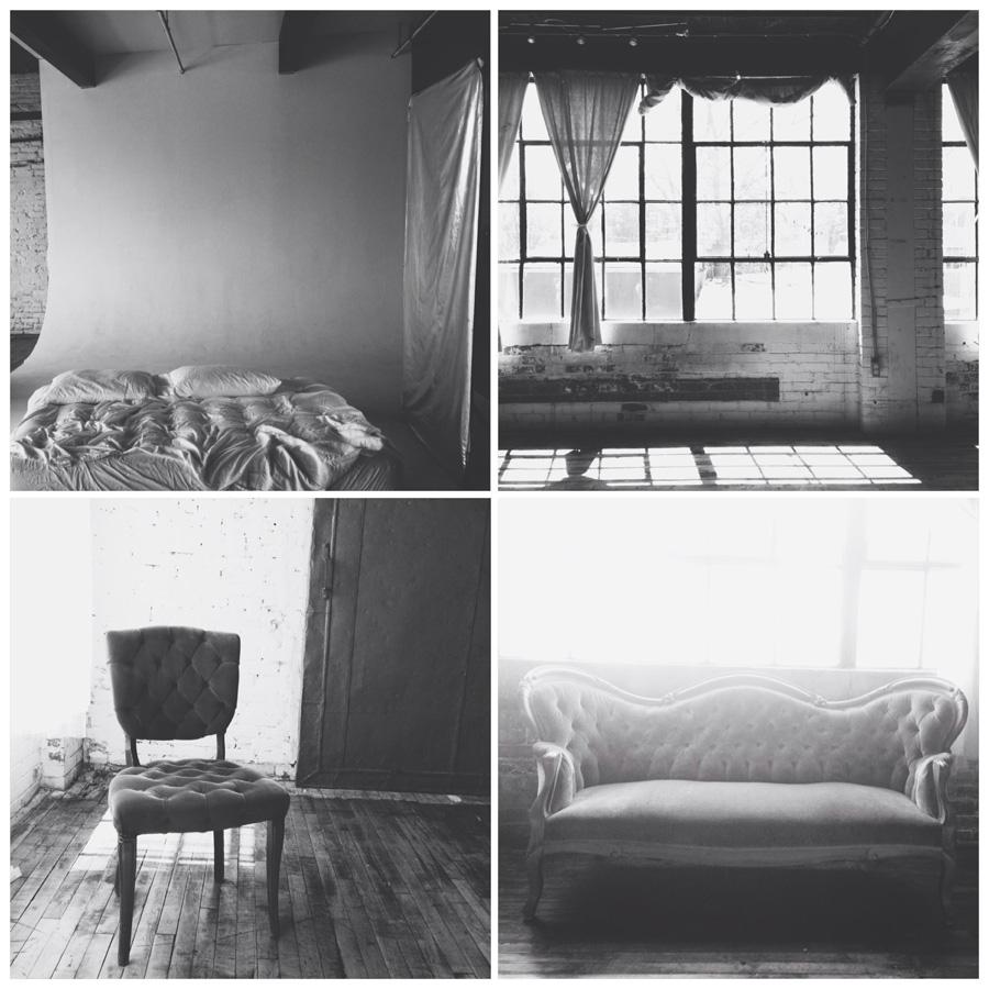 Philadelphia Boudoir Studio