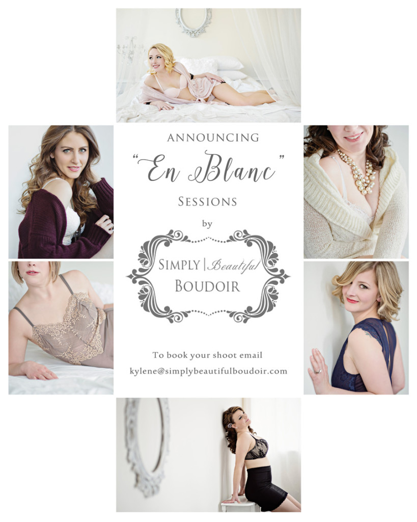 En Blanc Announcement_Main Line Boudoir Photographer_Boudoir Studio